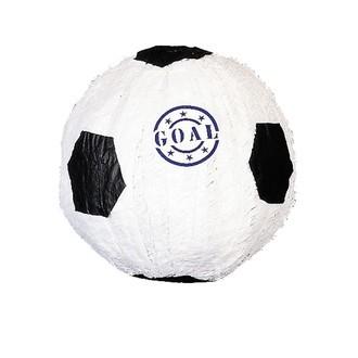 Pinata en papier ballon de foot