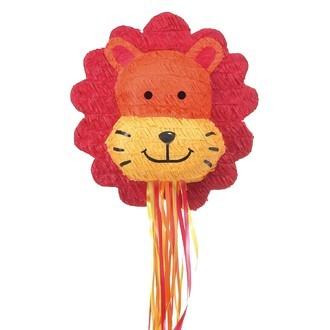 Pinata en papier lion