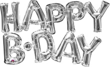 Achat en ligne Ballon happy birthday