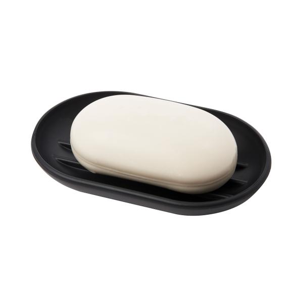 Achat en ligne Porte savon noir