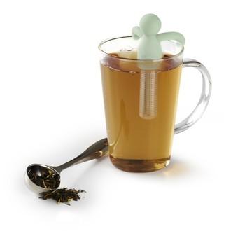 UMBRA - nfuseur à thé Buddy noir