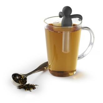 UMBRA - Infuseur à thé Buddy vert