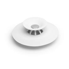 Achat en ligne Bouchon baignoire en plastique blanc