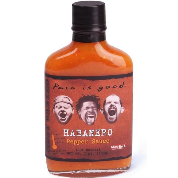 Achat en ligne Sauce Piquante, Habanero hot 198g
