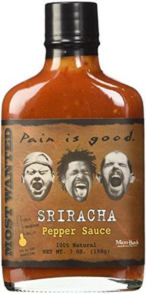 Achat en ligne Sauce Piquante, Sriracha mild 198g