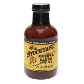 BBQ Sauce Stockyard Hill Country 397g
