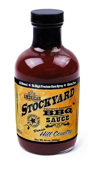 Achat en ligne BBQ Sauce Stockyard Hill Country 397g