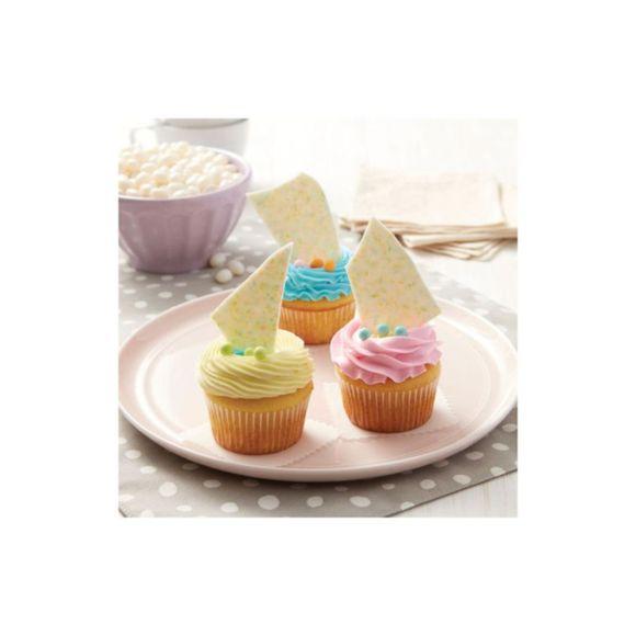 Set di 12 pezzi per decorazione cupcake