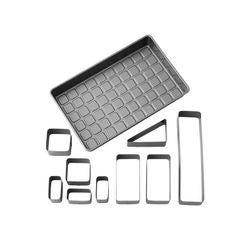 acquista online Kit 10 elementi torta numeri/lettere