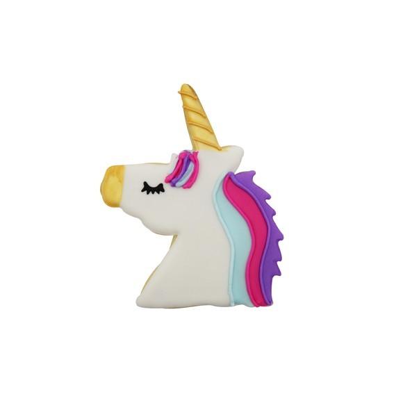 Tagliapasta unicorno rosa