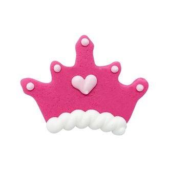 CREATIVE PARTY - Mini découpoir couronne rose