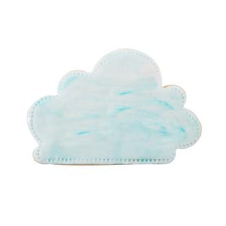 CREATIVE PARTY - Découpoir nuage bleu ciel