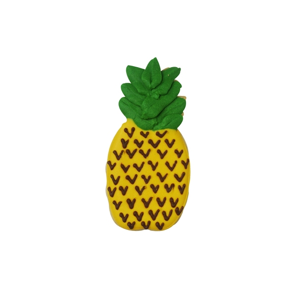 Découpoir ananas jaune