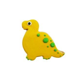 CREATIVE PARTY - Mini découpoir dinosaure violet