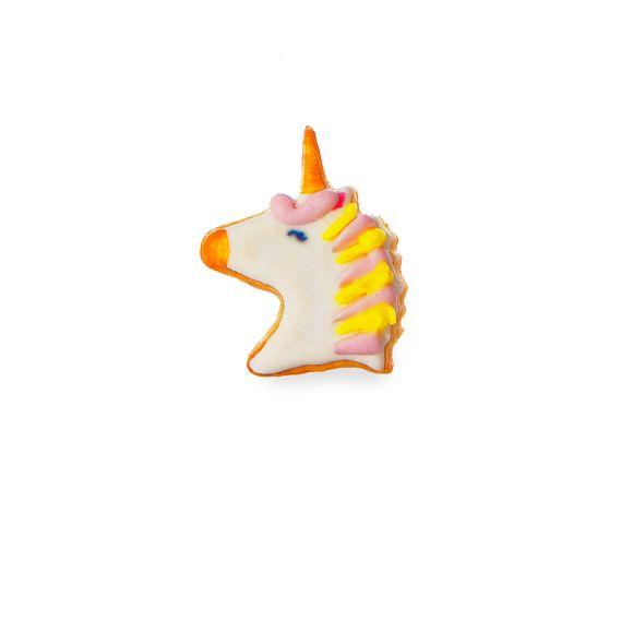 Mini tagliapasta a forma di unicorno