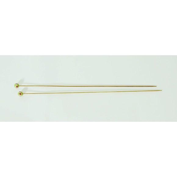 Achat en ligne Aiguilles à tricoter en bambou n°2,5