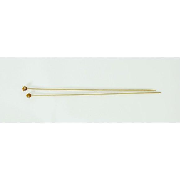 Achat en ligne Aiguilles à tricoter en bambou n°3,5