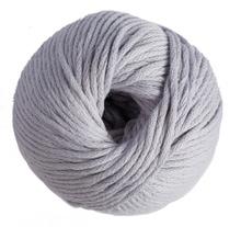 Achat en ligne Pelote de laine pure coton gris natura 100g