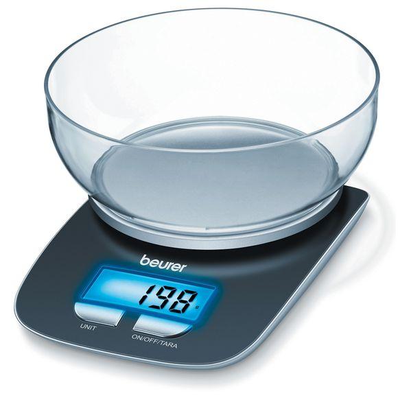 Balance électronique avec bol en inox 5kg