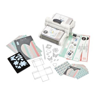 SIZZIX - Machine de découpe Big Shot plus starter kit A4