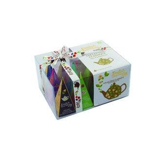 ENGLISH TEA SHOP - Coffret 12 pyramides thé et infusions bio