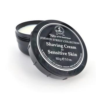 Crème de rasage bol peau sensible 150g