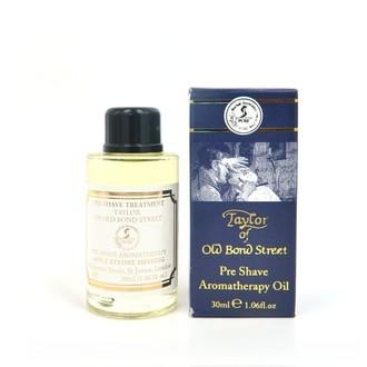 Huile de pré-rasage aromatherapie 30ml