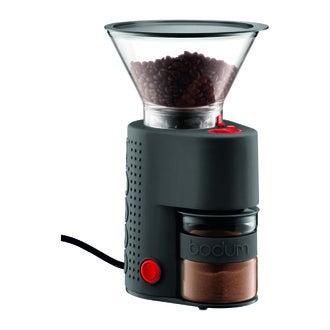 BODUM - Moulin à café noir