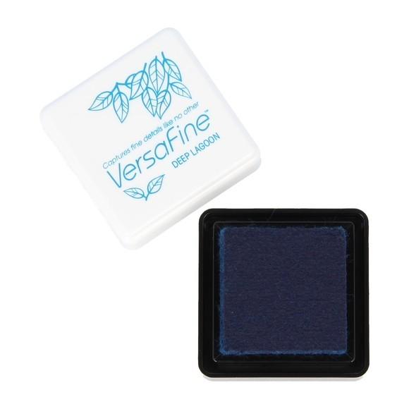 Achat en ligne Encreur mini versafine bleu profond