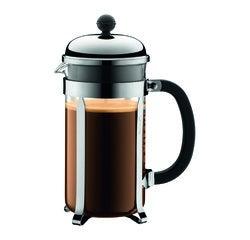 Achat en ligne  Cafetière à piston 8 tasses Chambord 1L