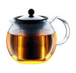 Achat en ligne  Théière à piston avec filtre en inox Assam 1,5L