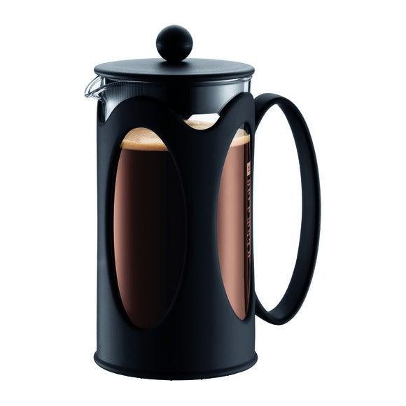 Cafetière à piston 8 tasses Kenya 1L