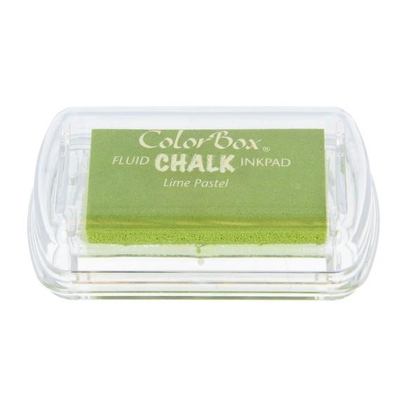 Achat en ligne Encreur mini Chalk Lime pastel