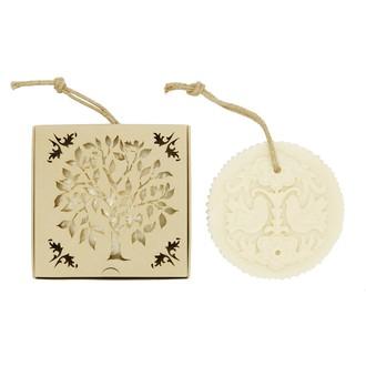 CASTELBEL - Savon sur corde parfum fleur d'abricot Rideau 225g