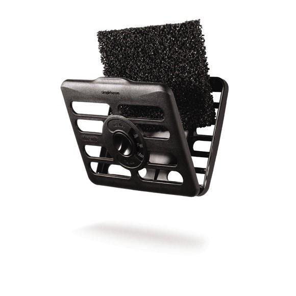 Filtre à charbon anti-odeur adhésif