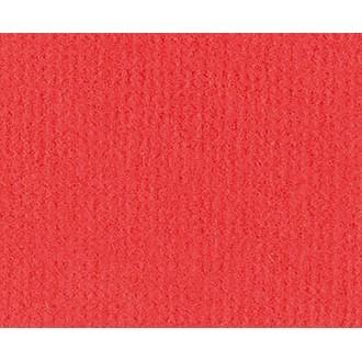Feuille Bazzil Red 30x30cm