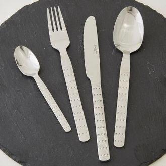 Fourchette en inox Globe
