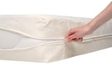 Achat en ligne Housse rénove matelas traitée antiacariens 90x190cm
