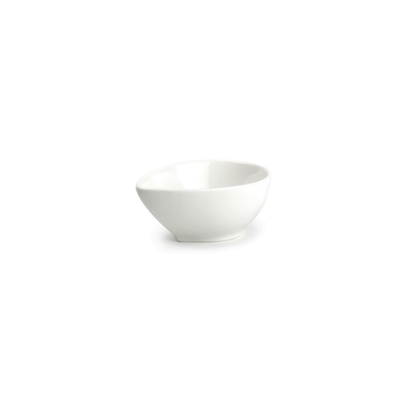Achat en ligne Coupelle ovale en porcelaine Comet H5x15x11cm