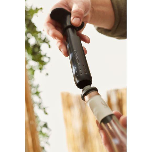 Set pompa per il vino.