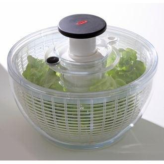 SOFTWORKS - Essoreuse à salade transparente