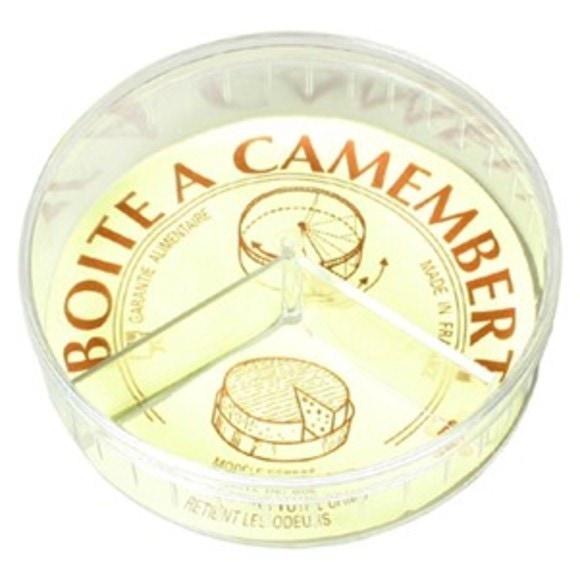 Boite à camembert en acrylique 11cm