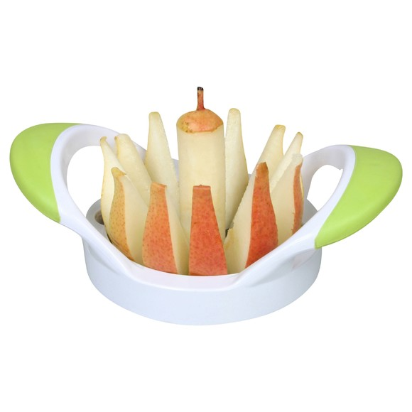 Taglia mela in spicchi
