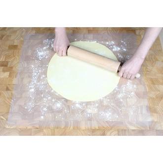Tapis à étaler la pâte en plastique 60x50cm