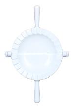 Achat en ligne Moule à chausson raviole gyoza en silicone 12cm