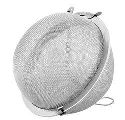 compra en línea Bola de especias con malla de rejilla acero inoxidable (Ø7,5 cm)