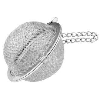 Boule à thé treillis en inox 3,7cm