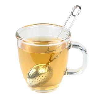Pince à thé cuillère en inox