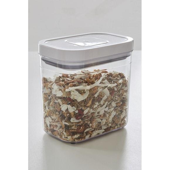 OXO - Boite de conservation hermétique pour café en plastique Pop SW 1,5L