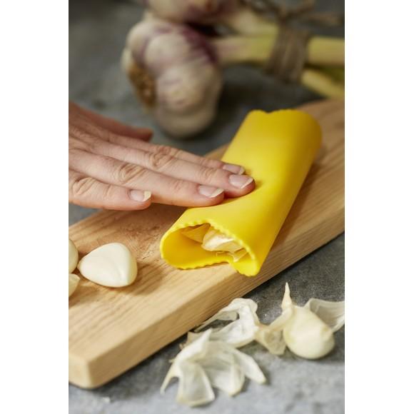 Sbuccia aglia in silicone